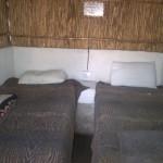 Tent 3 interior