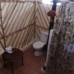 Treehouse 10 en suite bathroom