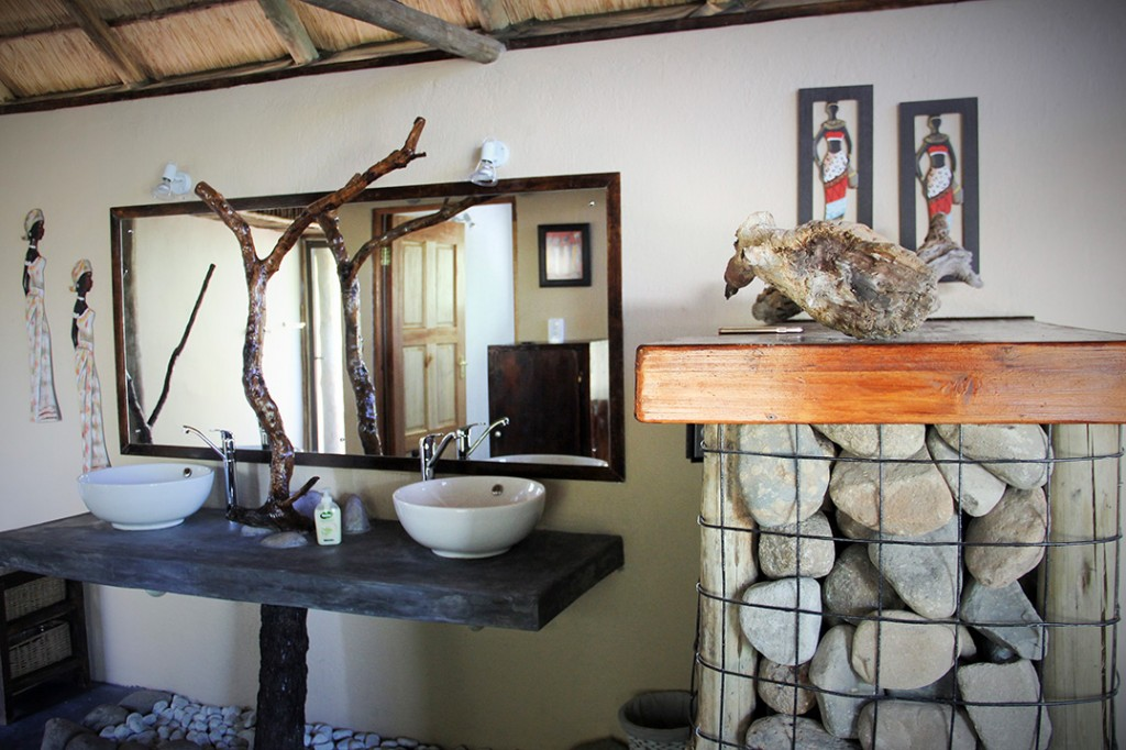Katekani Tented Lodge Interior