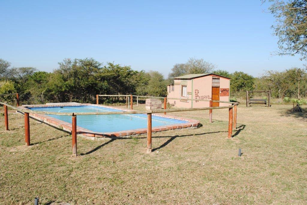 The Pool at Masango Camp