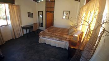 New room at Masango Camp.
