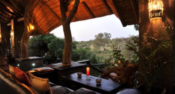 Luxury lodges