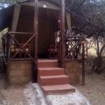 Tent 2 exterior