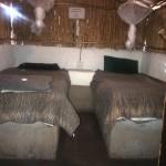Tent 5 interior