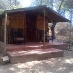 Tent 6 exterior