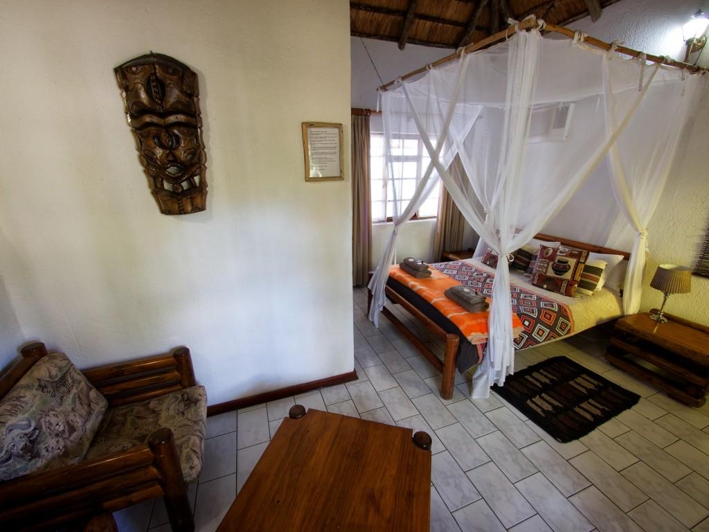 Tremisana chalet, Kruger Park safari lodge