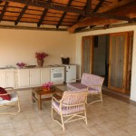 Guest house at Tremisana