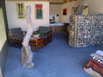 Unit at Katekani Lodge
